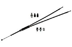 BMX Bromskabel överdel, För gyro/rotor