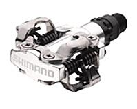 Shimano SPD PD-M520 silver, SPD-pedaler, 1 par