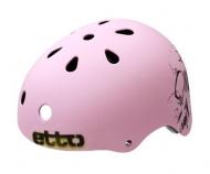 Psycho Pink Urban 52-60 cm, Hjälm för BMX/skate/etc