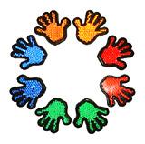 Ekerreflex Händer, för barncyklar