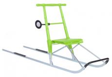 Spark ESLA T2 Small Grön, Barnspark, höjd 64 cm
